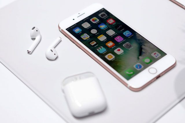 В Украине стартовали продажи iPhone 7