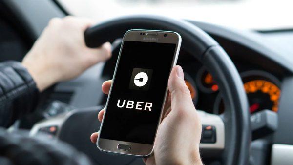 Uber научится определять пьяных пассажиров