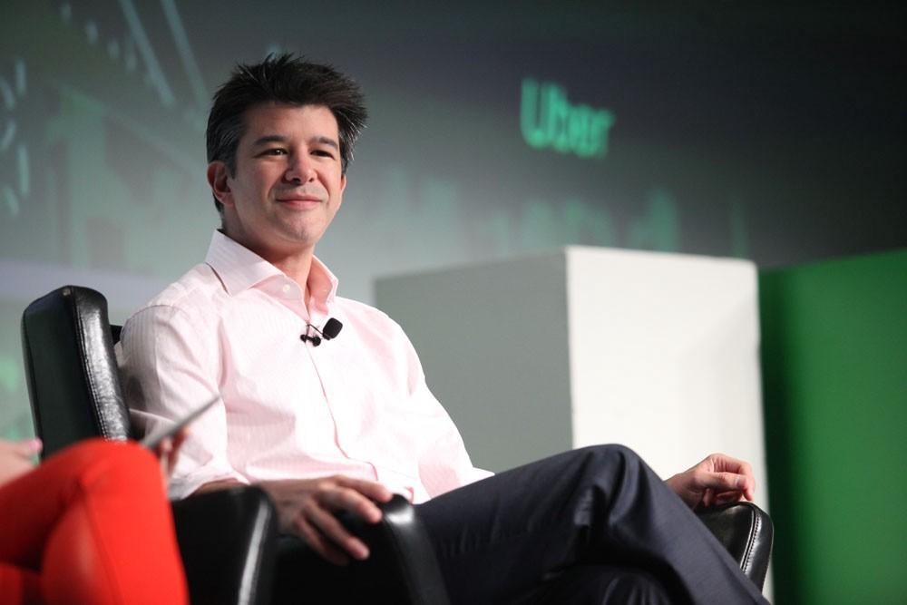 Трэвис Каланик намерен снова возглавить Uber