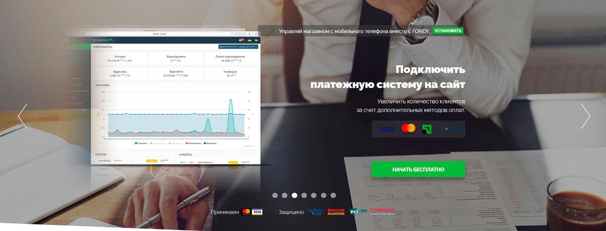 Как принимать оплату банковской картой в интернет-магазине?