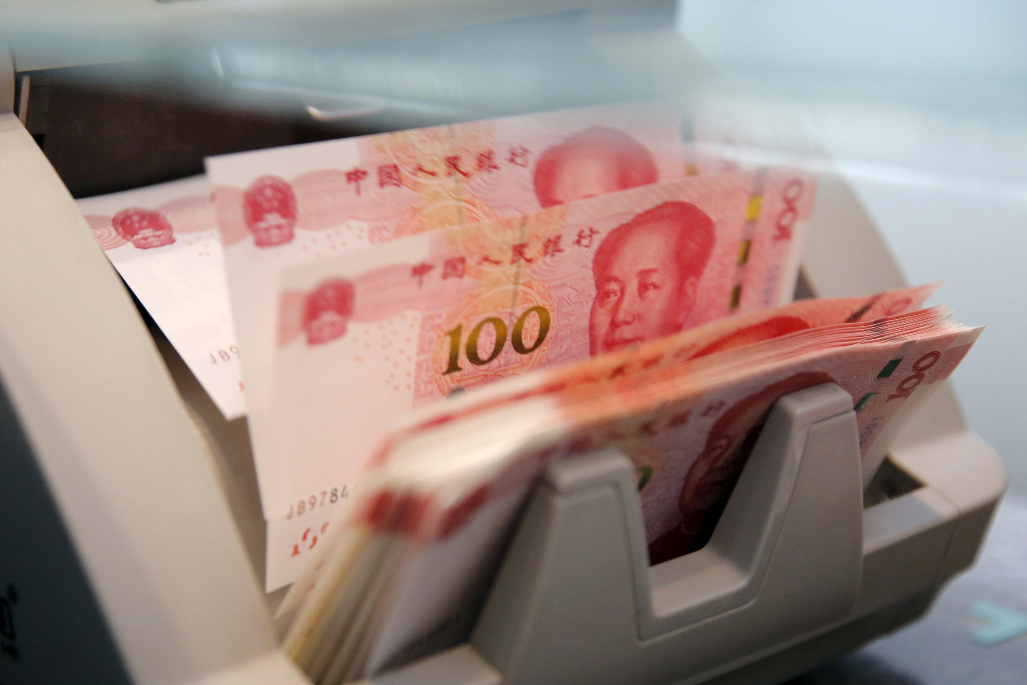 Банковская система Китая стала крупнейшей в мире
