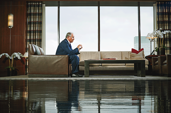 Миллиардер Стивен Шварцман:  я сделал себе надгробие из-за неудачной сделки