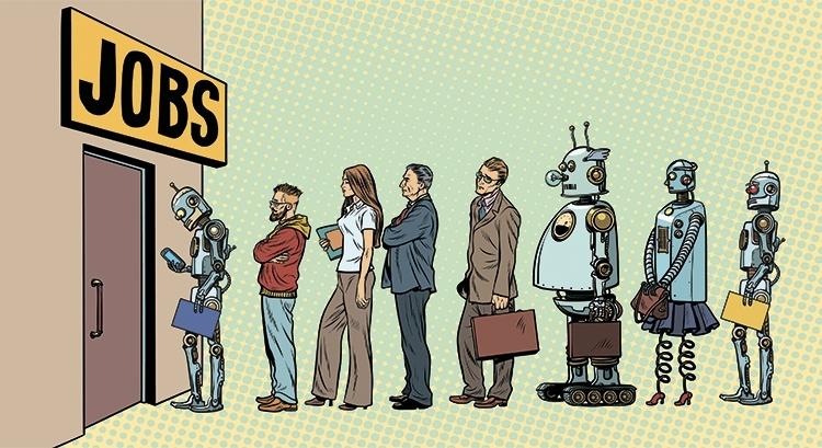 Кем надо быть, чтобы тебя в 2030 году не заменили роботы?