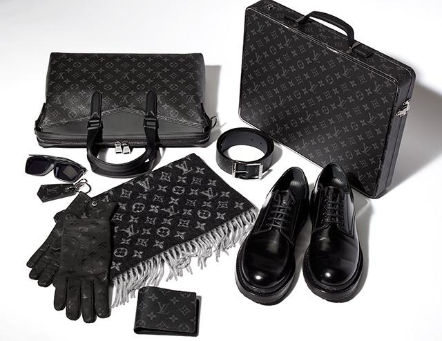 Louis Vuitton выпустили самую темную коллекцию