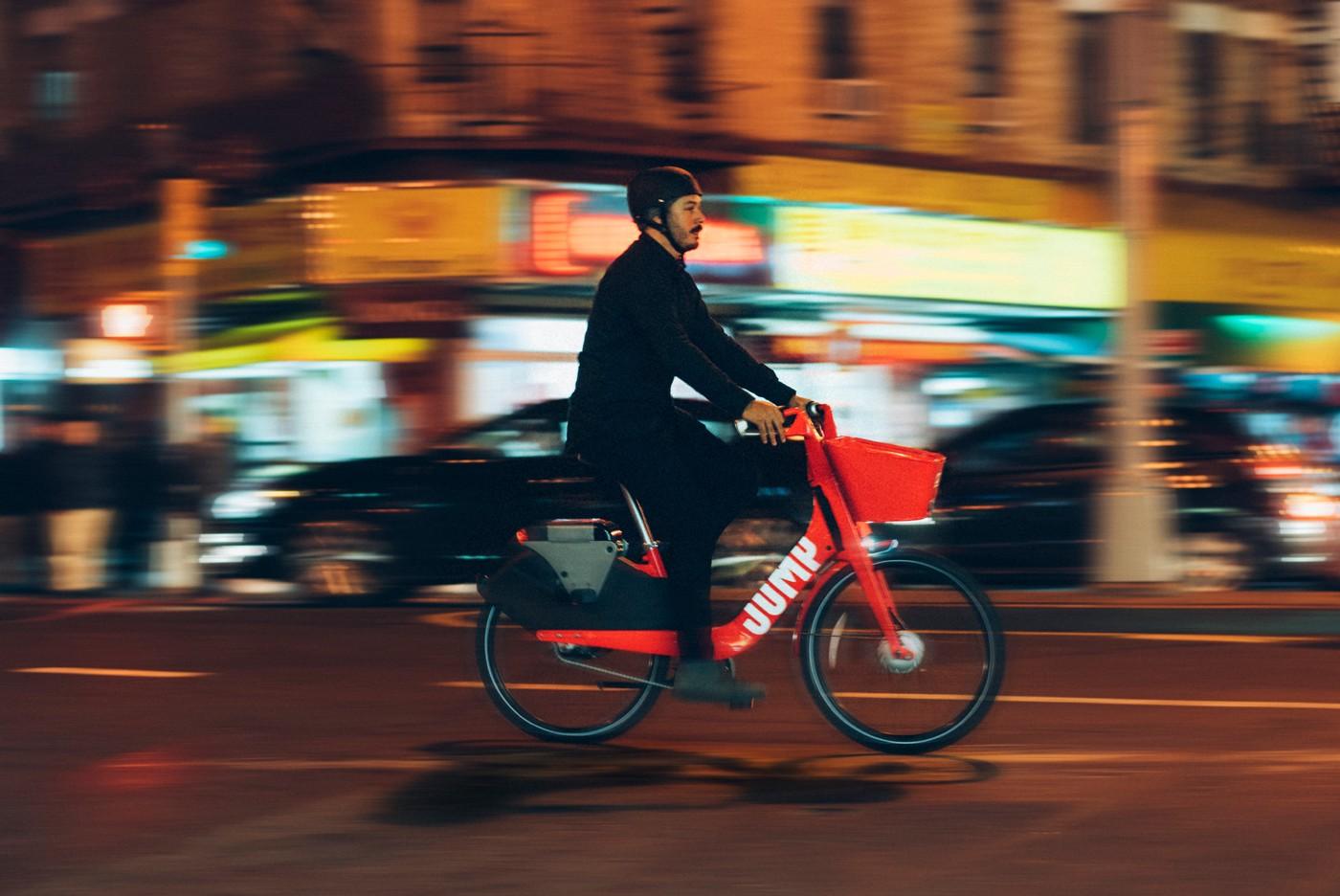 Uber купила сервис для проката велосипедов