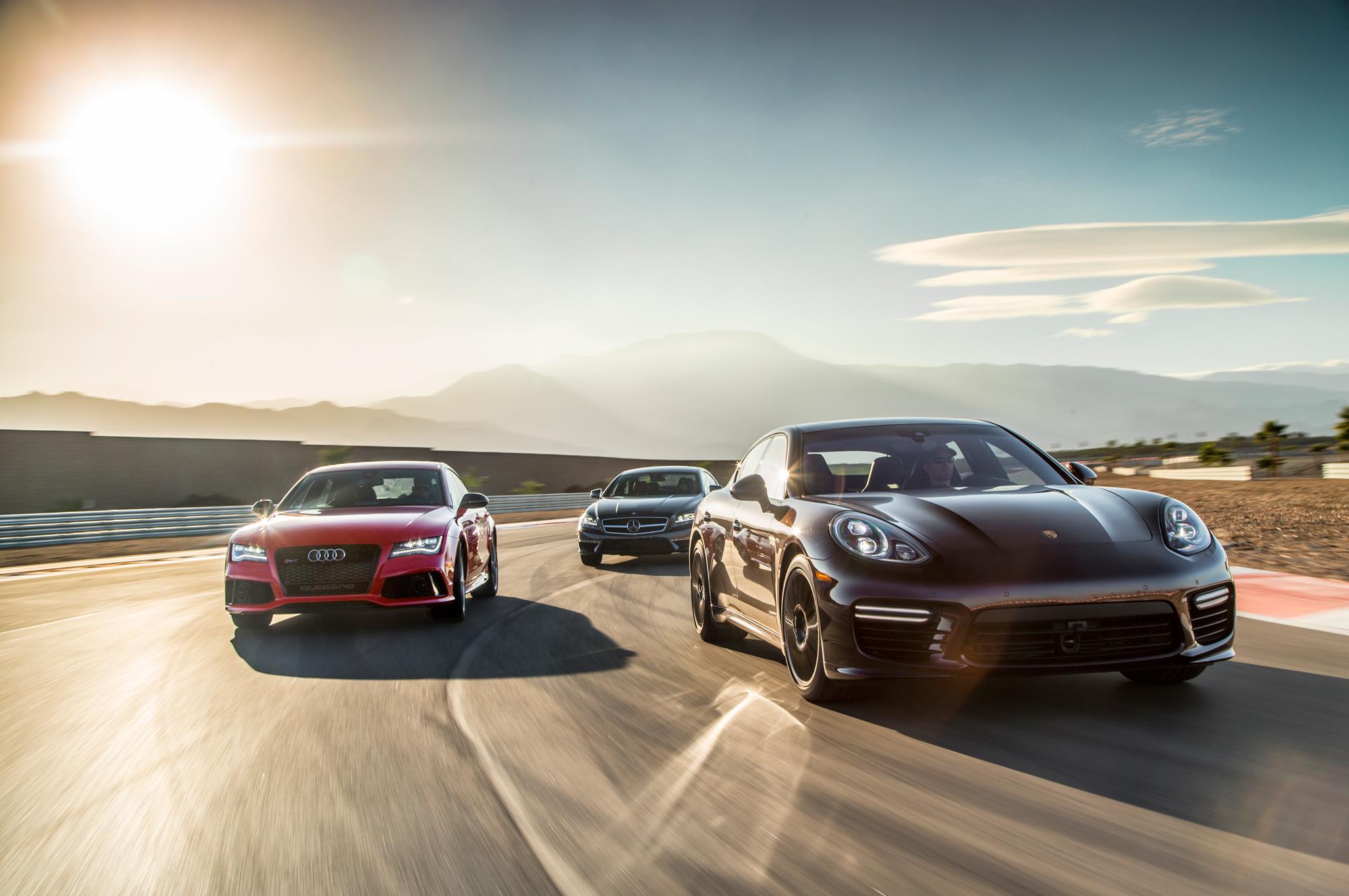 Audi и Porsche вместе разработают автомобили будущего
