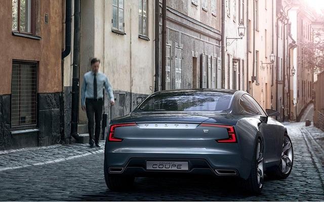 Volvo входит в сегмент премиальных седанов с новым S90