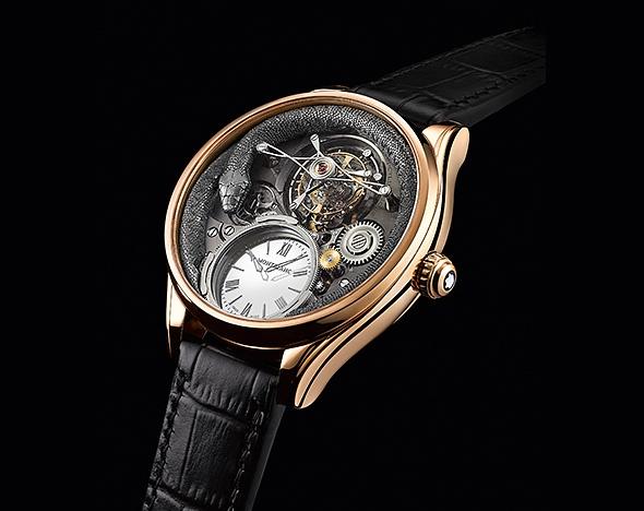 Montblanc представила  часы со змеей к своему 110-летию