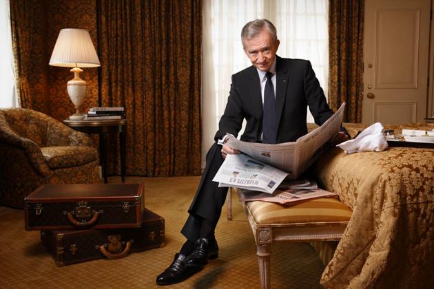 Самый богатый модник планеты: как Бернар Арно сколотил легендарный LVMH