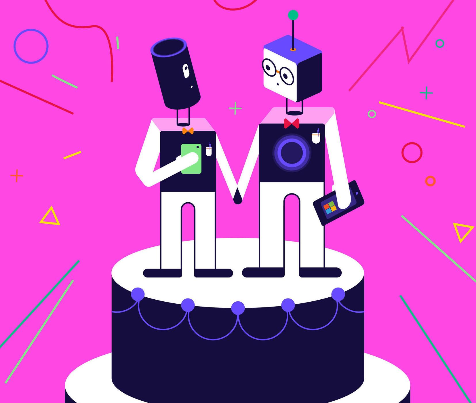 Amazon и Microsoft объединили своих голосовых помощников Alexa и Cortana