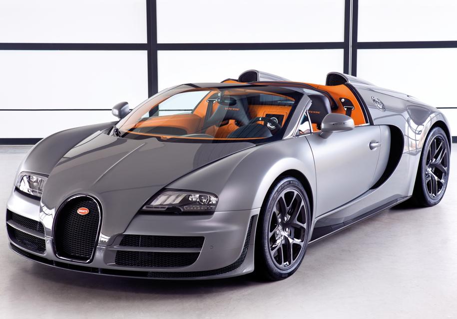 Вещь дня: Bugatti Шварценеггера за 2,5 миллиона долларов