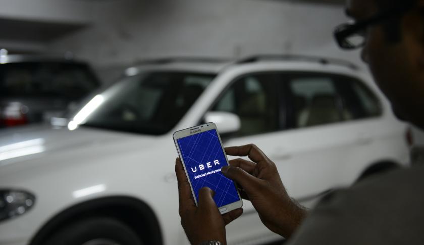 Uber купил стартап по изучению искусственного интеллекта