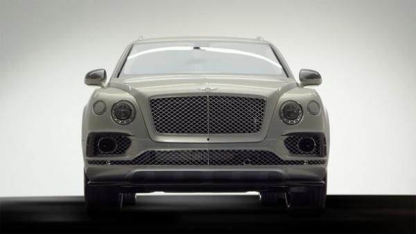 Bentley подготовила спортивные аксессуары для Bentayga