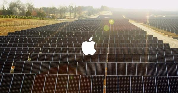 Apple возглавила рейтинг «зеленых» IT-корпораций