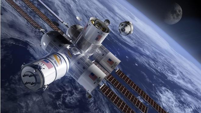 В космосе откроют первый отель