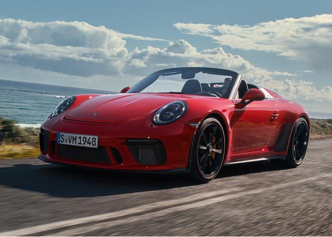 Вещь дня: ограниченная серия самого сексапильного Porsche