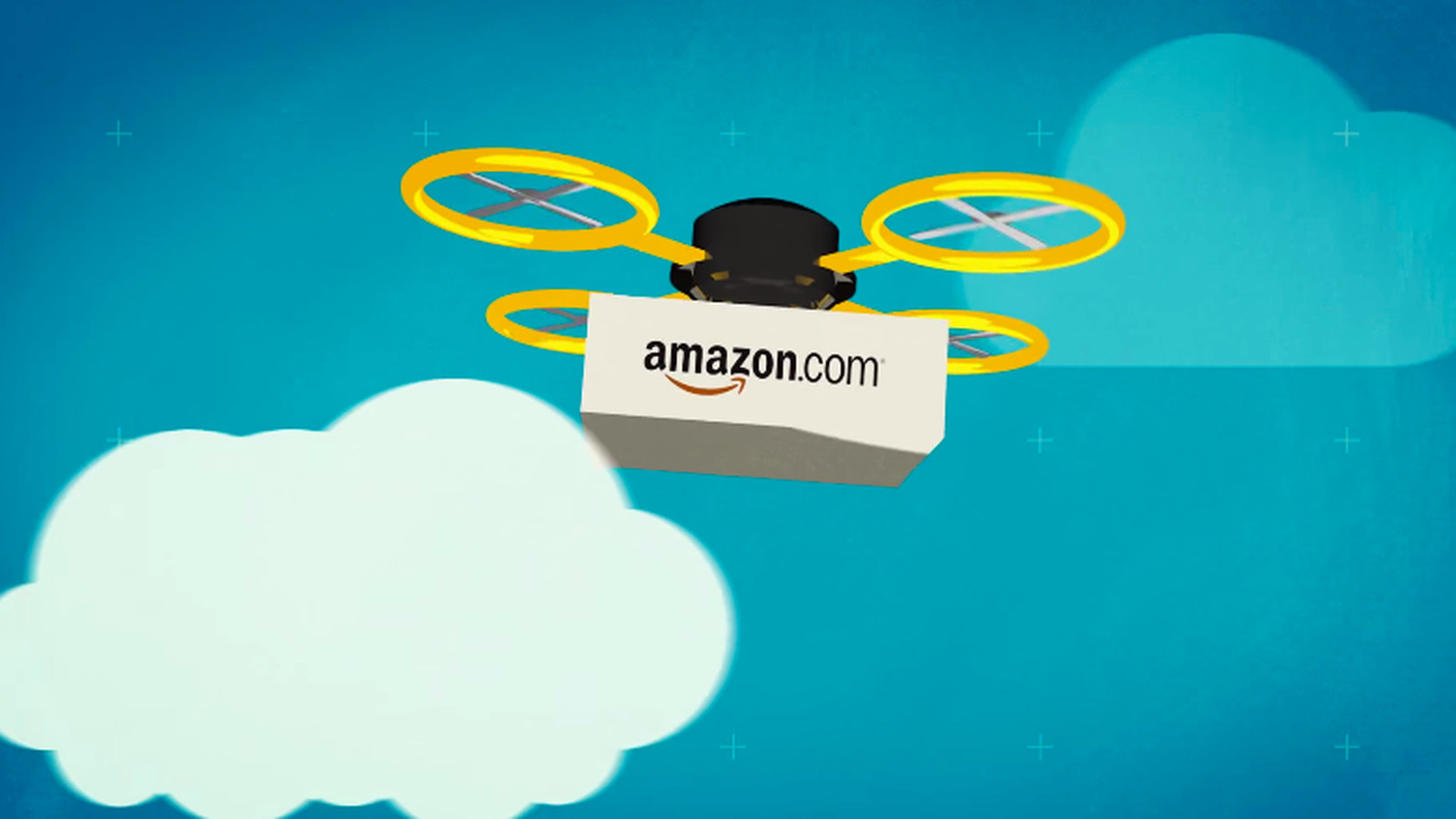 Amazon создаст говорящий дрон