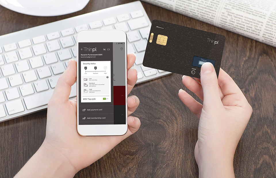 Вещь дня: Fuze - универсальная кредитная карта