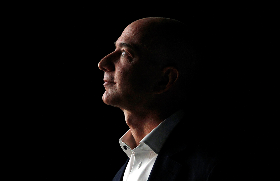 Жизнь богатейшего человека в современной истории: Джефф Безос и его привычки