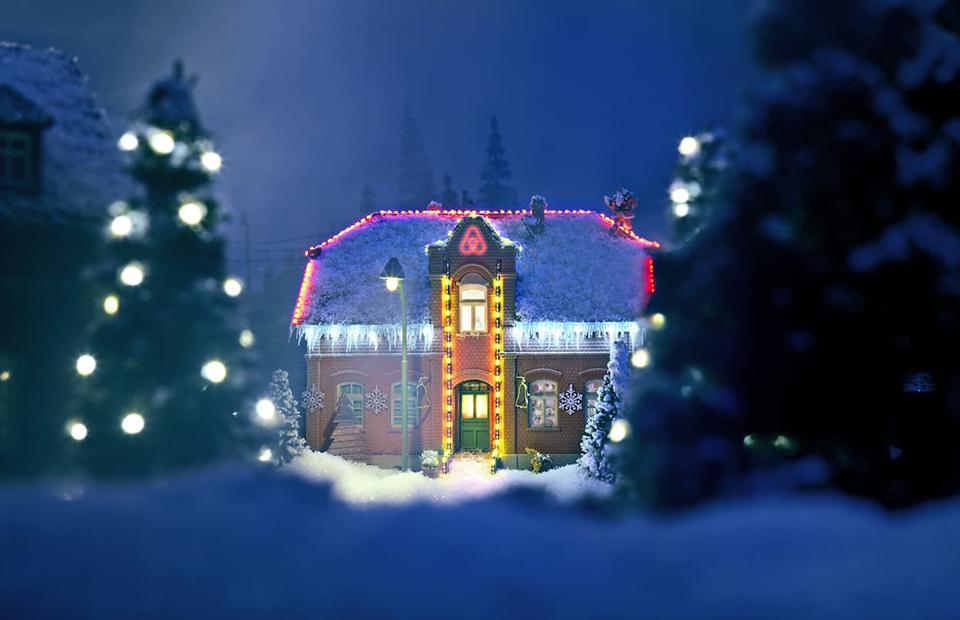 Airbnb предложил забронировать самый крошечный в мире дом