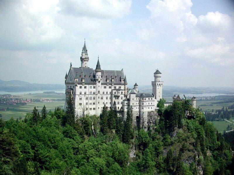 продажа замков в европе