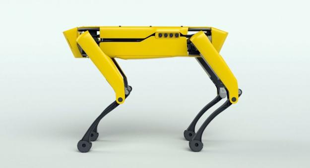 В 2019 году в продажу поступят роботы-собаки