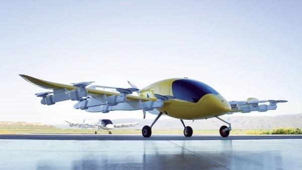 Сооснователь Google Ларри Пейдж представил свое беспилотное такси