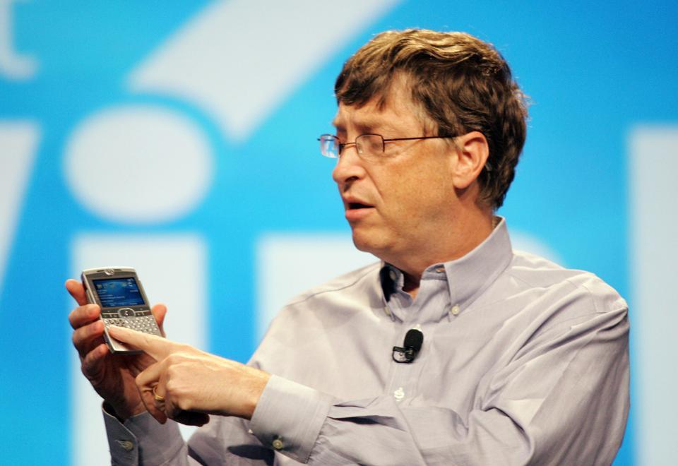 Аккаунт дня: Билл Гейтс завел страницу в Instagram