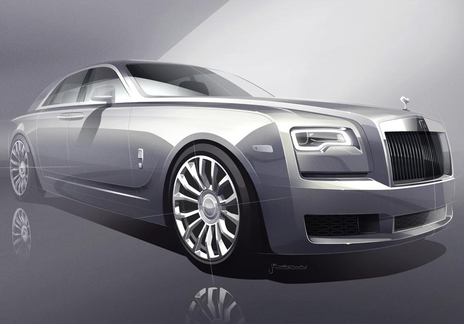Rolls-Royce выпустит 35 седанов особой серии