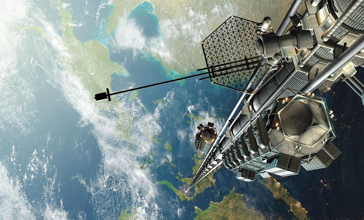 Японская компания запустит лифт в космос