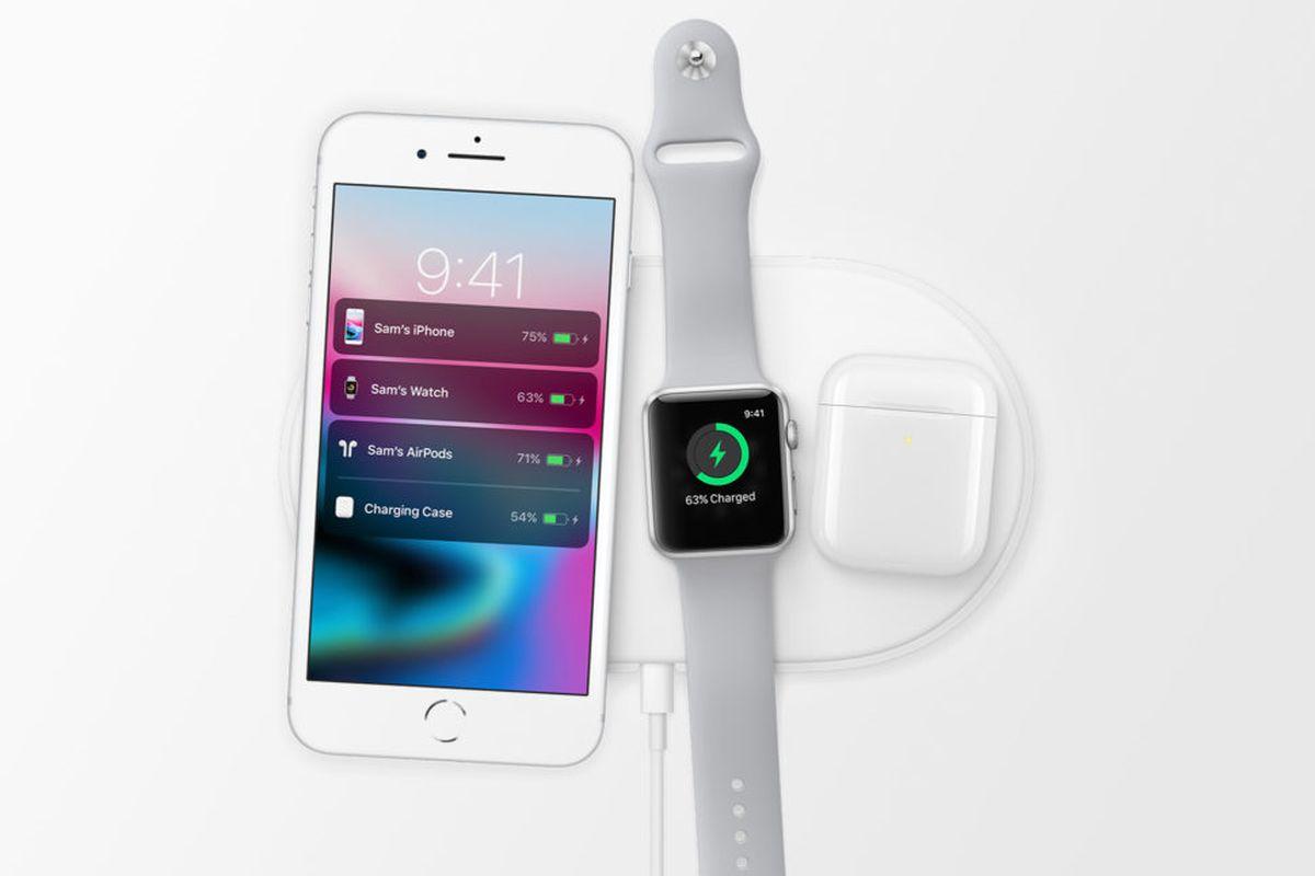 Apple купил разработчика сверхмощных беспроводных зарядок