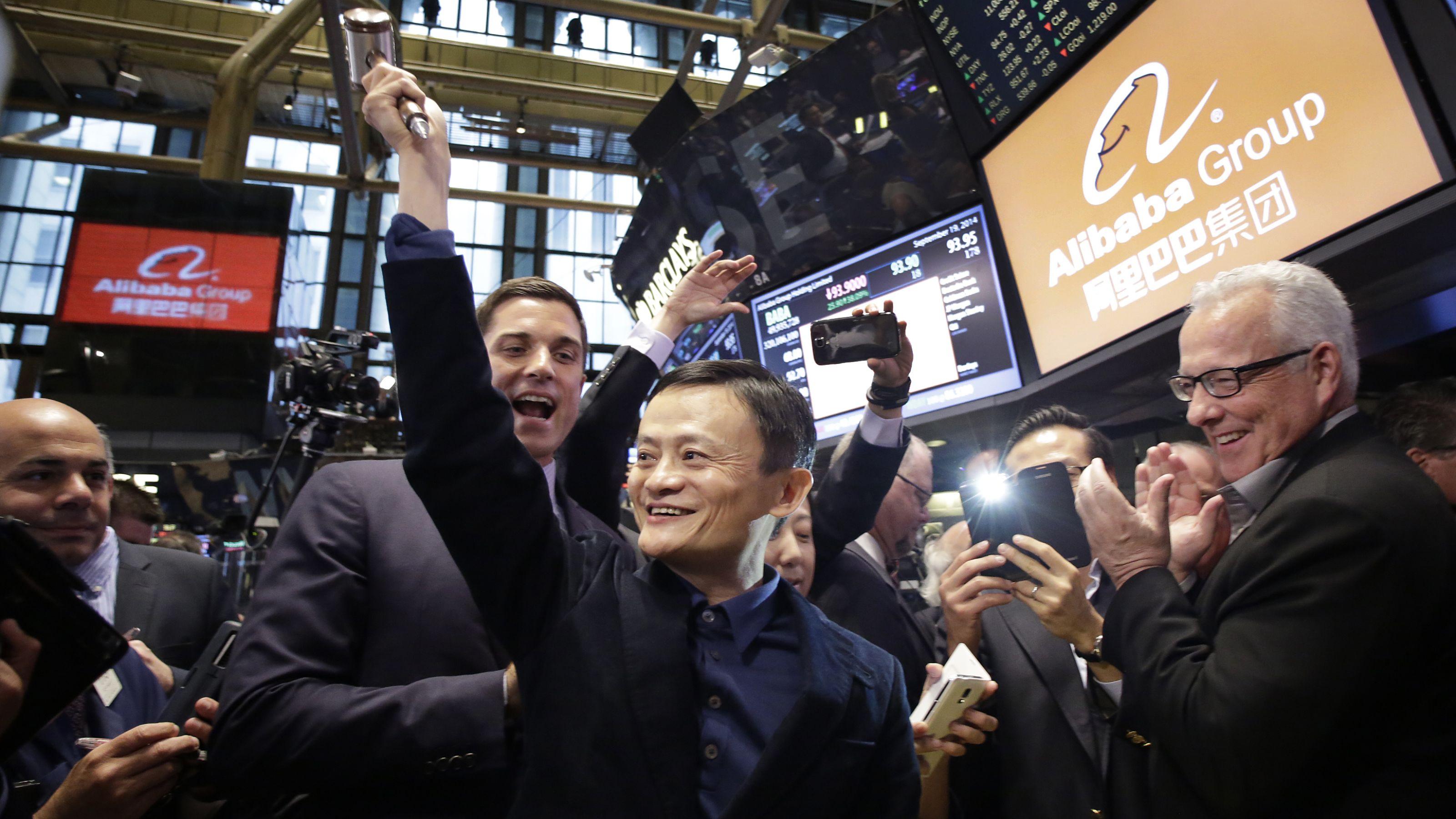Глава Alibaba Джек Ма о роботах-боссах и трёхдневной рабочей неделе