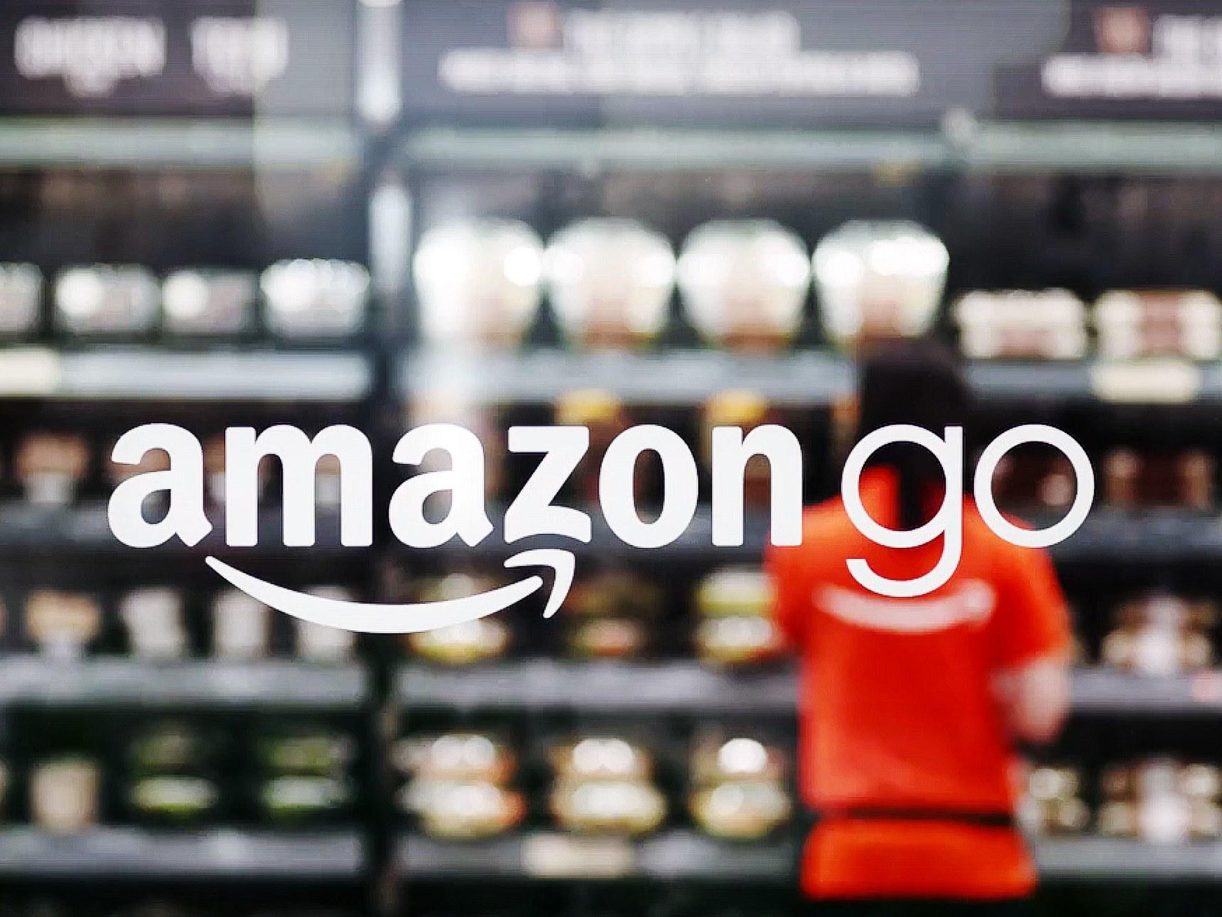 Amazon откроет в Лондоне умные магазины без продавцов и кассиров