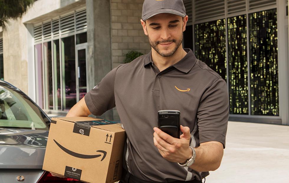 Amazon запустила сервис доставки в багажники автомобилей