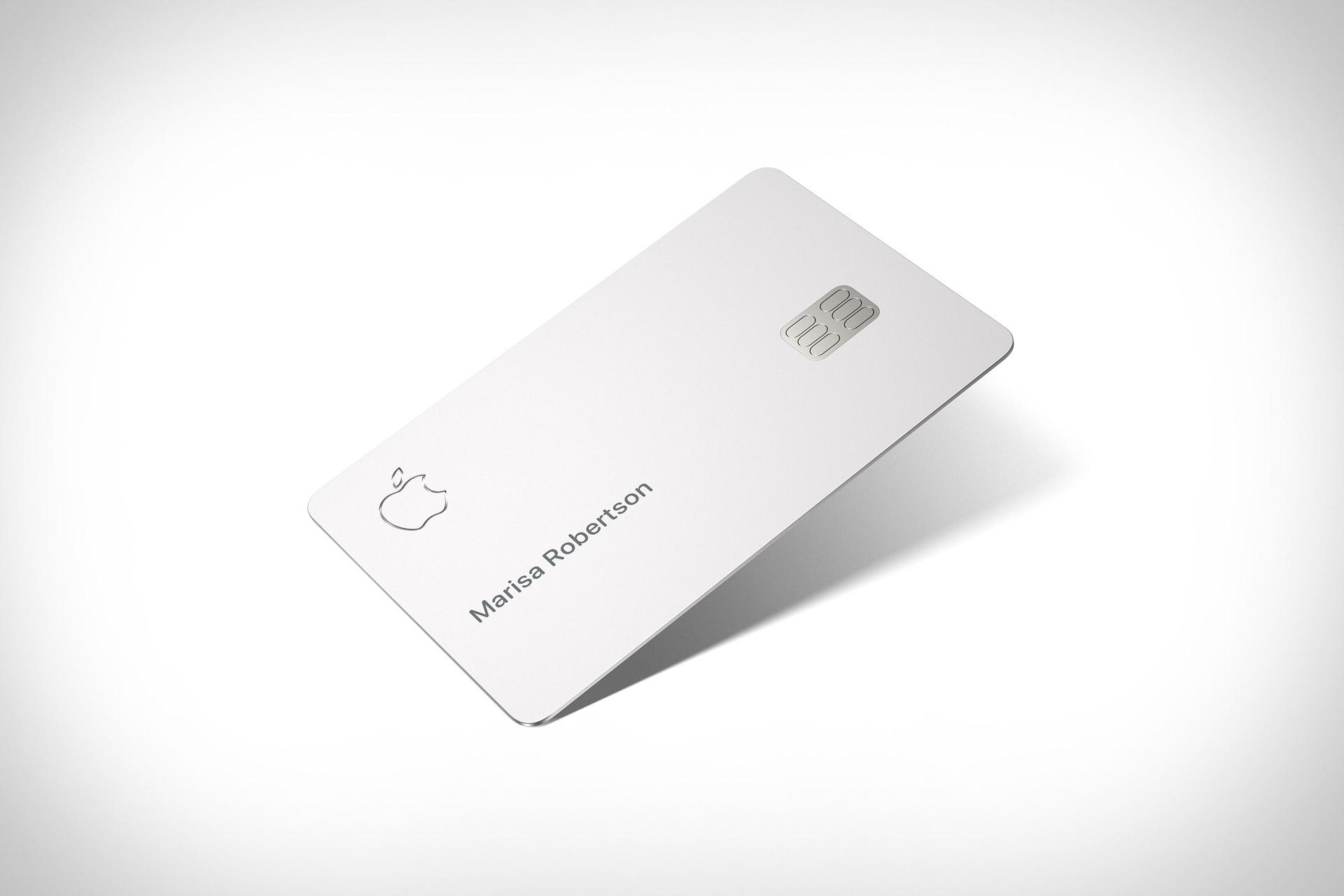 Apple представила собственный банк
