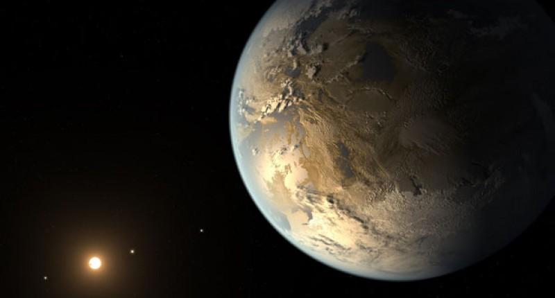 NASA нашло семь похожих на Землю планет
