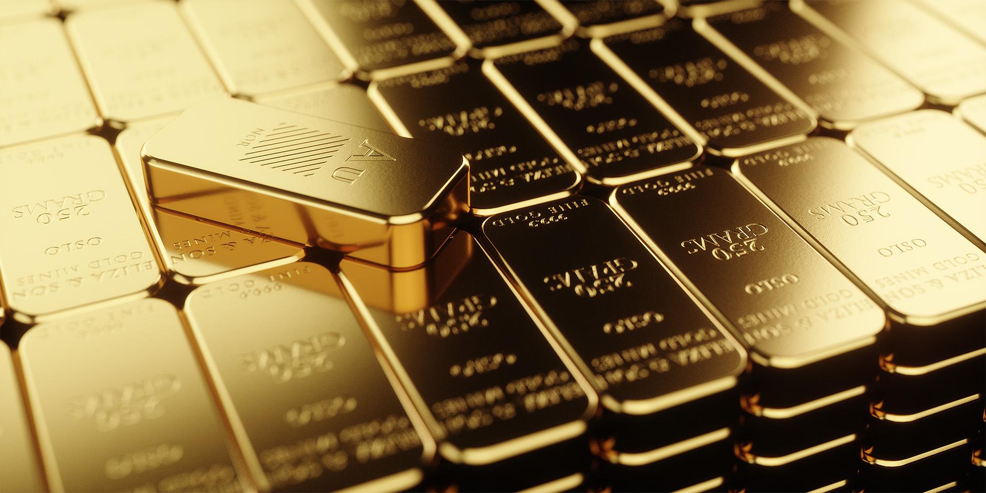 Биткоин впервые в истории стал дороже унции золота