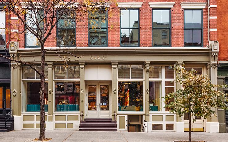 Gucci открыли книжный магазин