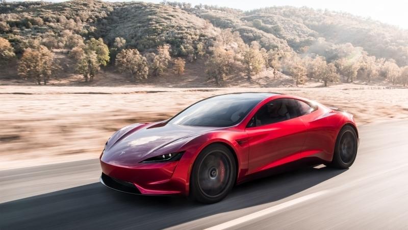 Видео дня: рекламный отчетный ролик Tesla