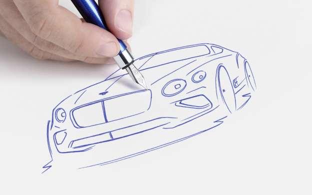 Созданы ручки для владельцев суперкаров Bentley