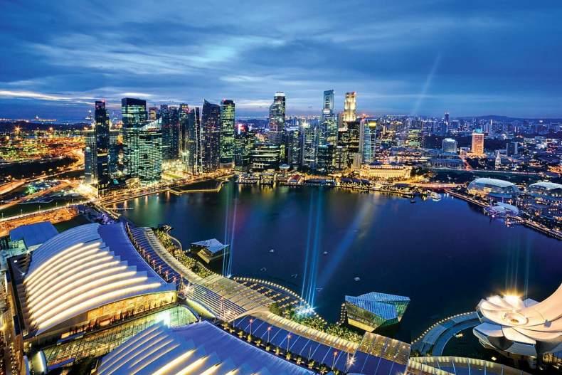 По версии Economist Intelligence Unit: самые дорогие города в мире