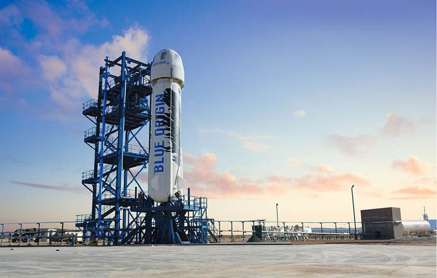 Глава Amazon Джефф Безос будет доставлять грузы на Луну
