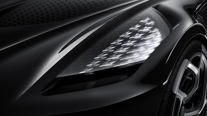 Bugatti показали самый дорогой автомобиль в мире