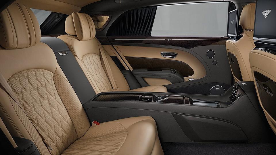 "Bentley придумал ""веганскую"" обивку салона"