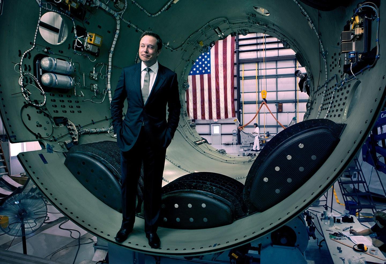Идея дня: Илон Маск поможет долететь из Нью-Йорка в Париж за 30 минут