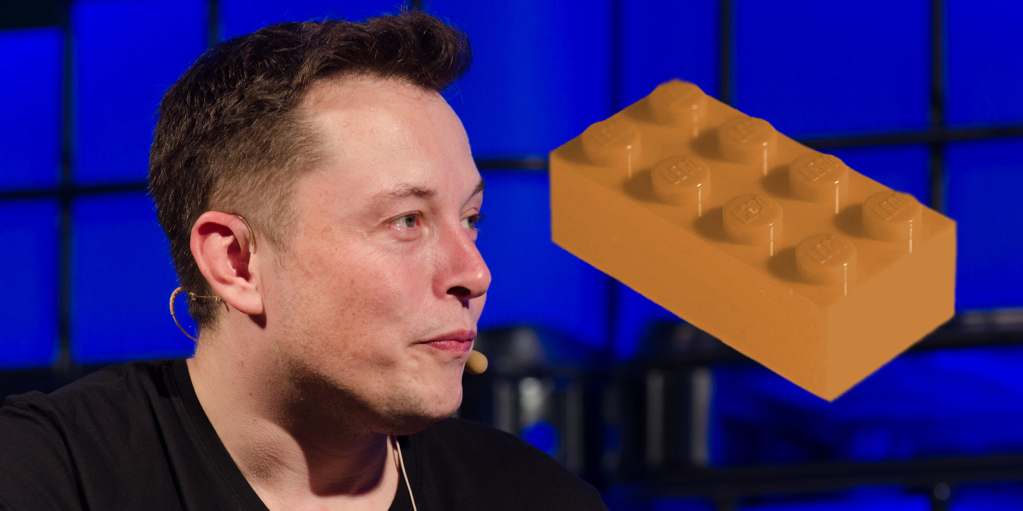 Илон Маск начнет торговать кубиками LEGO