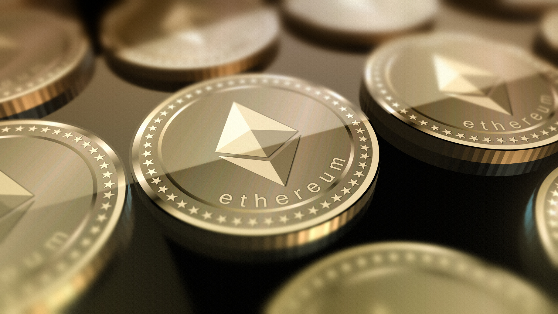 Курс криптовалюты Ethereum превысил $1000