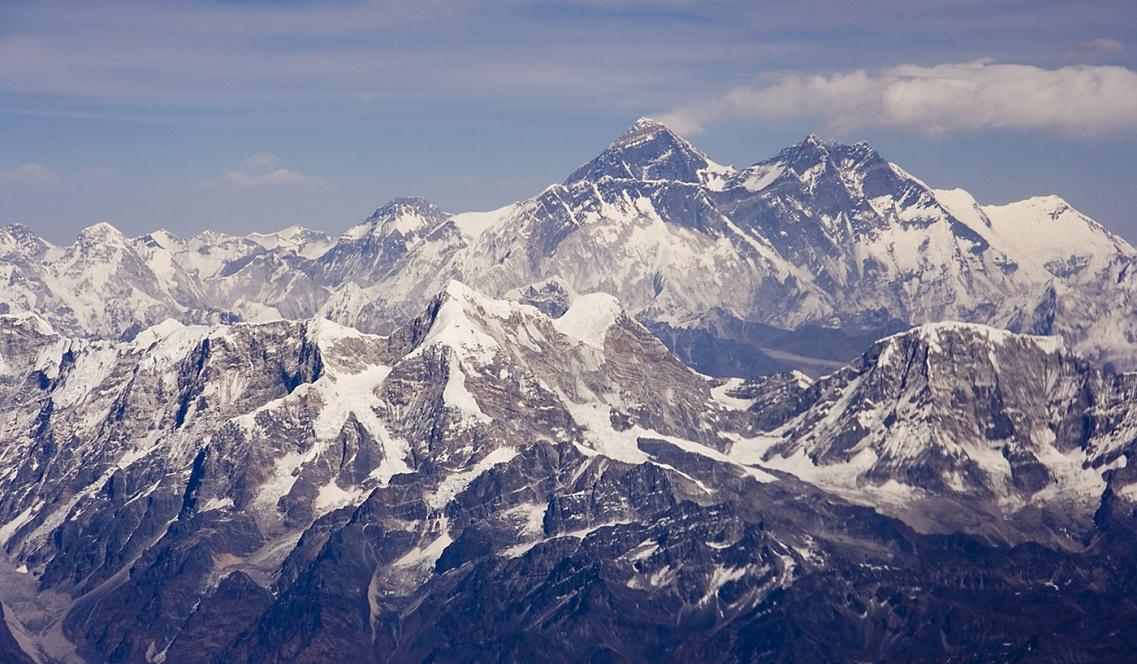 На Эвересте откроют ресторан