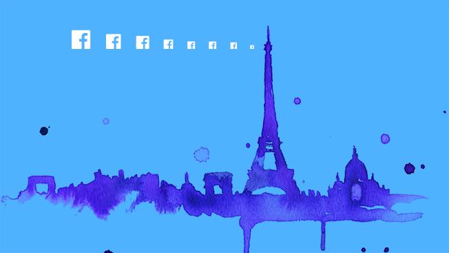 Facebook открывает в Париже свой стартап-инкубатор