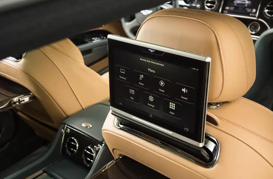 Автомобили Bentley оснастят личными точками WiFi